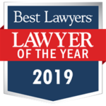 Best Lawyer of the Year - 2019